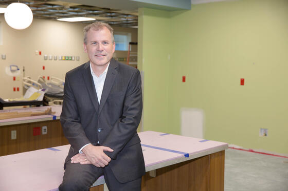 HealthSpaces - Brian Weldy HCA