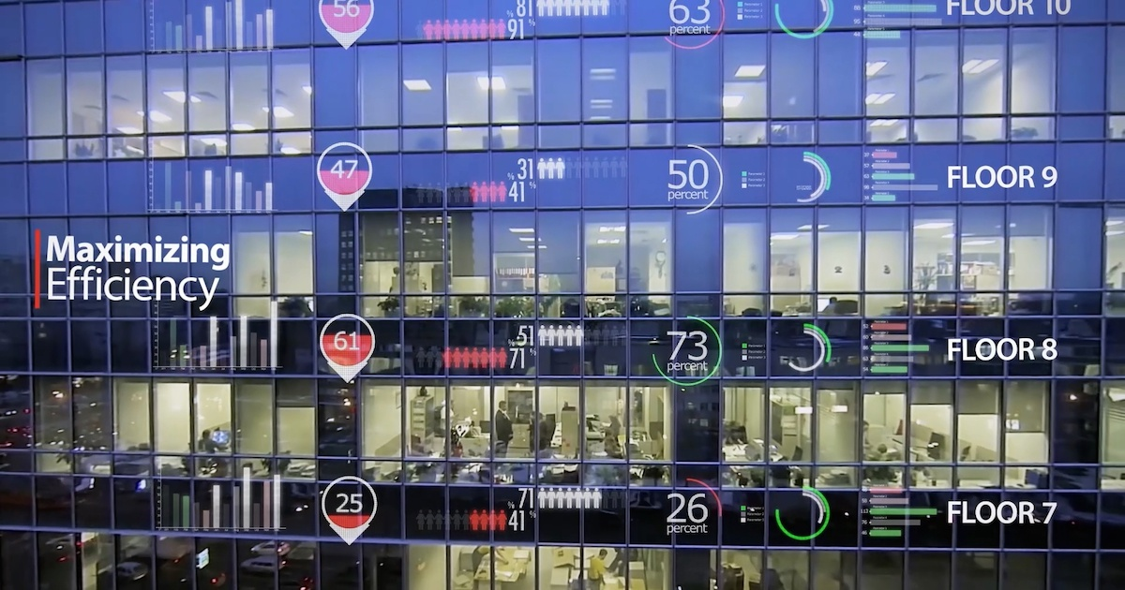IoT in healthcare facilities.