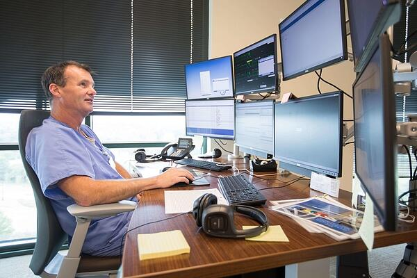 Telehealth at The University of Mississippi Medical Center