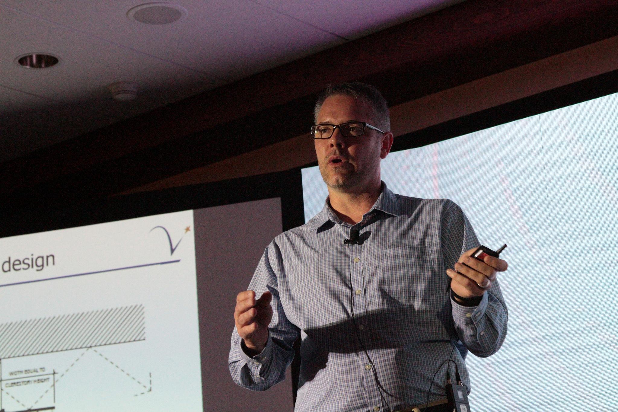 Chuck Cooper DaVita - Director of Design & Construction