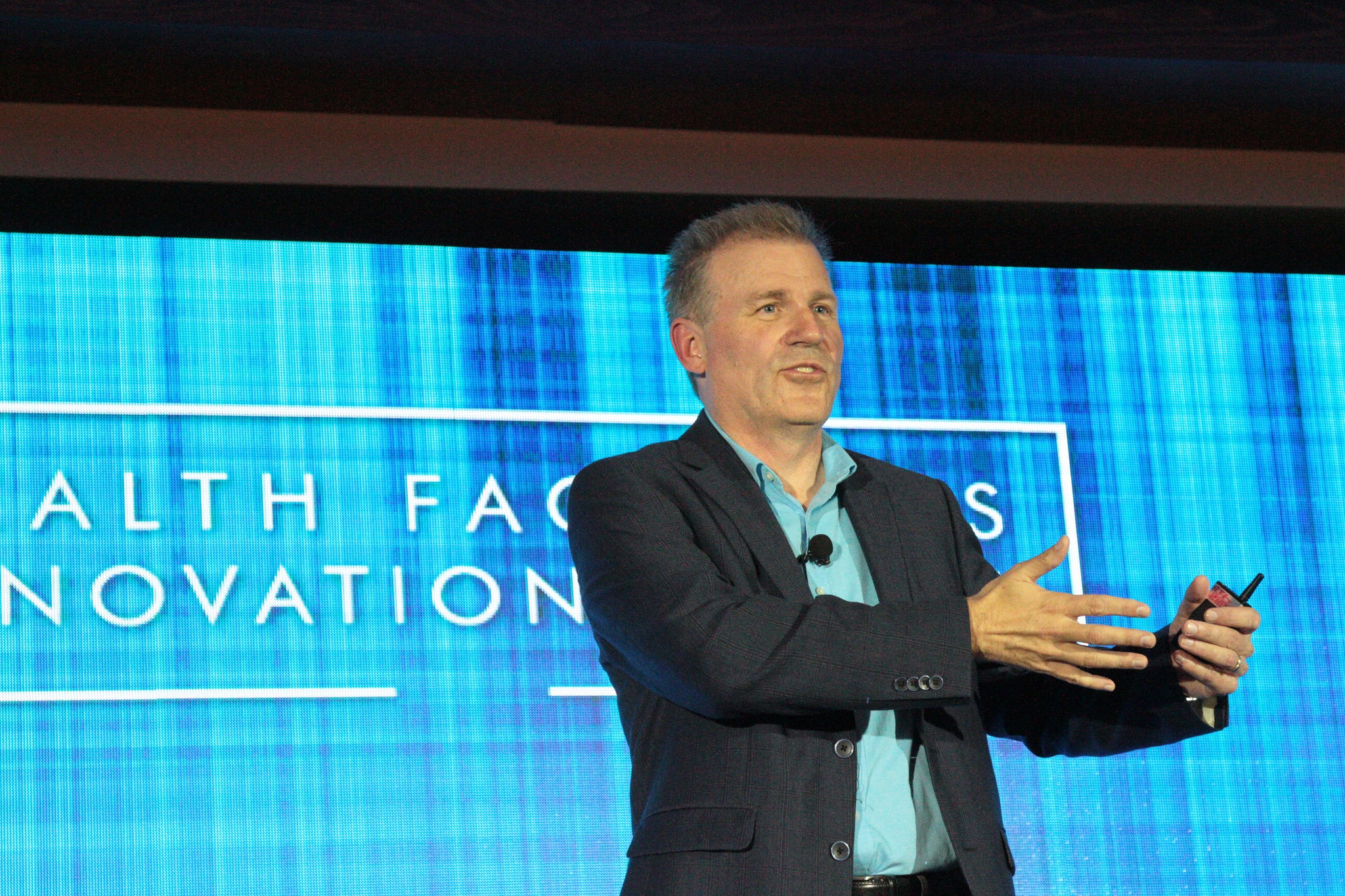 Healthcare's Top Facilities Leaders Come Together to Speak Innovation