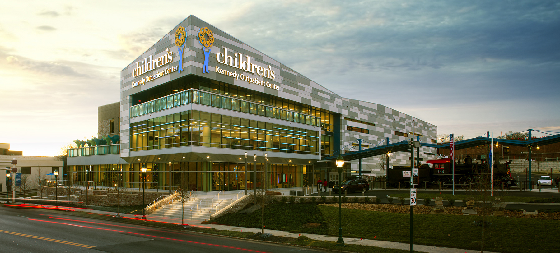 It Takes a Community to Build a Children's Hospital Outpatient Center2
